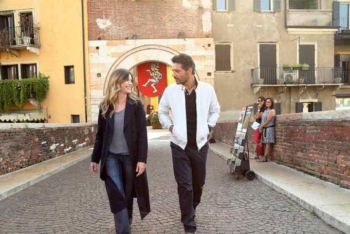 Foto Mentre ero via Vittoria Puccini e Giuseppe Zeno