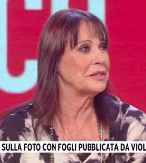 foto Viola Valentino Riccardo Fogli tradito