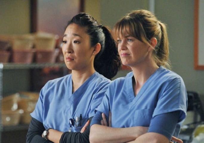 Foto Cristina e Meredith