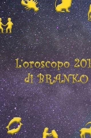 foto oroscopo Branko 8 aprile