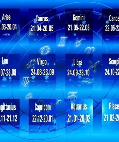 foto oroscopo settimana aprile maggio