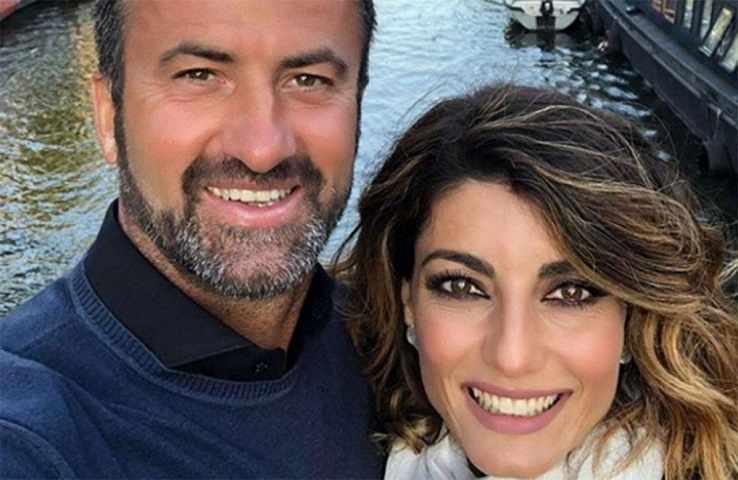 foto Samanta Togni e Christian Panucci