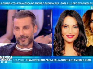 Foto Daniele Interrante Francesca Domenica Live