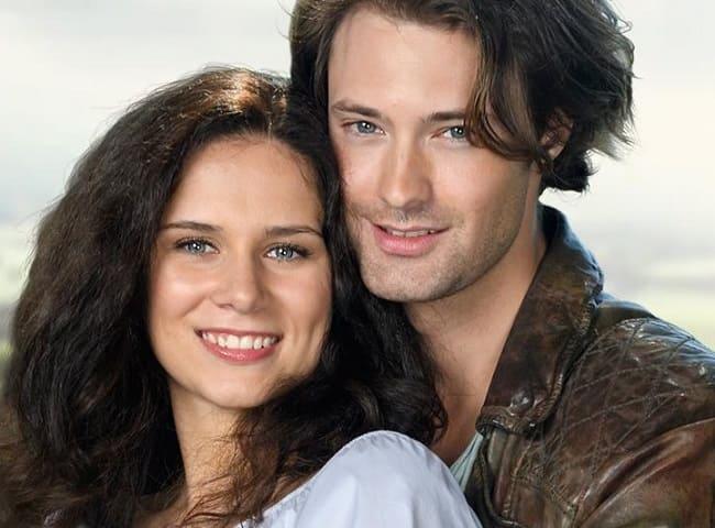 foto Denise e Joshua Tempesta d'amore