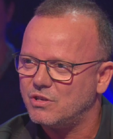 foto Gigi D'Alessio the voice