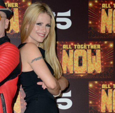 Foto Michelle Hunziker All Together Now