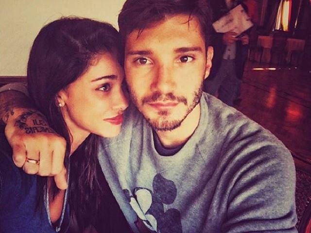 foto Belen Rodriguez e Stefano De Martino