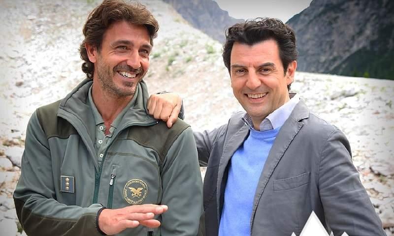Foto un passo dal cielo 5 Francesco e Vincenzo
