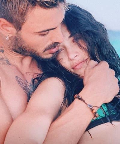 foto Francesco Monte e Isabella