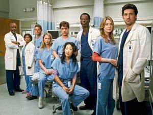 Foto cast Grey's Anatomy