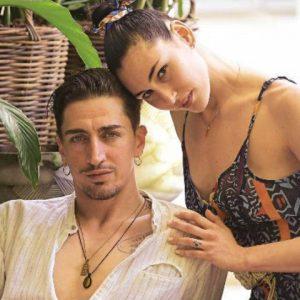 foto Marcello sacchetta Giulia pauselli amici di maria De Filippi