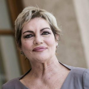 foto Cristina Donadio tumore cancro amici celebrities
