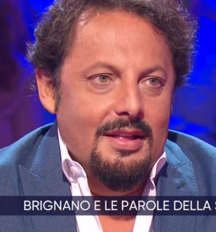 Foto Enrico Brignano a La vita in diretta