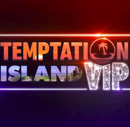 foto Temptation Island Vip logo