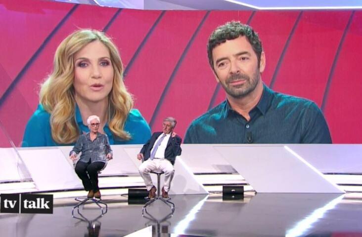 foto cuccarini matano tv talk