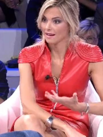 foto Francesca Fialdini, puntata 6 ottobre
