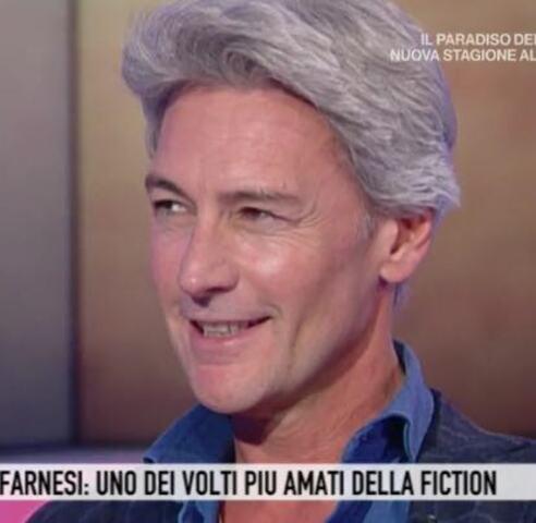 foto roberto farnesi intervista storie italiane