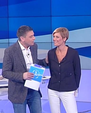 foto Roberto Poletti e Valentina Bisti, 8 ottobre
