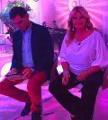 foto Tiberio Timperi e Monica Setta, ascolti ottobre
