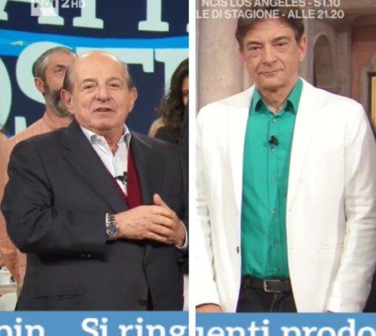 Foto Magalli Fox disgraziato I Fatti Vostri