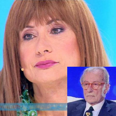 foto Vladimir Luxuria attacco Vittorio Feltri domenica live Barbara D'Urso