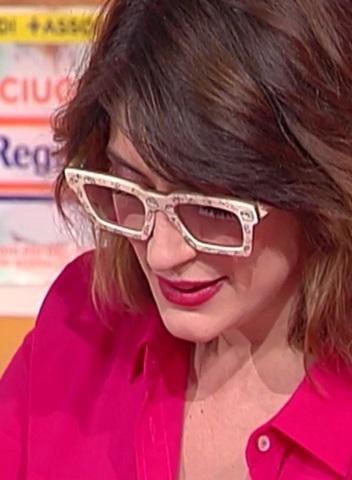 foto Elisa Isoardi occhiali
