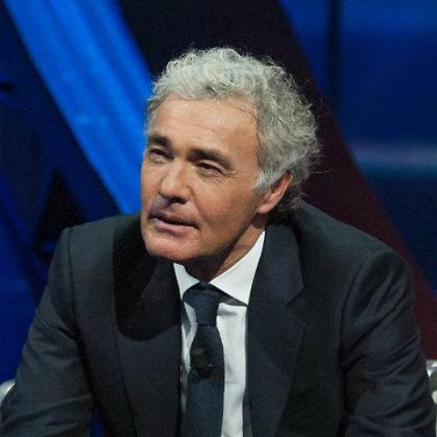 foto Massimo Giletti contro Barbara D'Urso