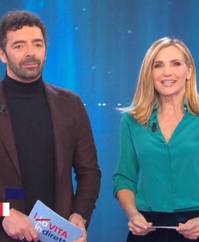 foto Matano e Cuccarini, 11 dicembre