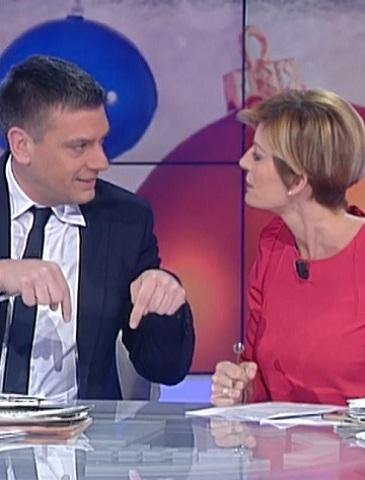 foto Roberto Poletti e Valentina Bisti, 23 dicembre