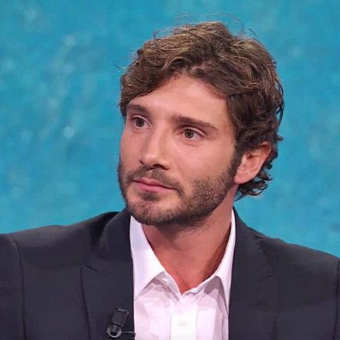 foto Stefano De Martino in tv