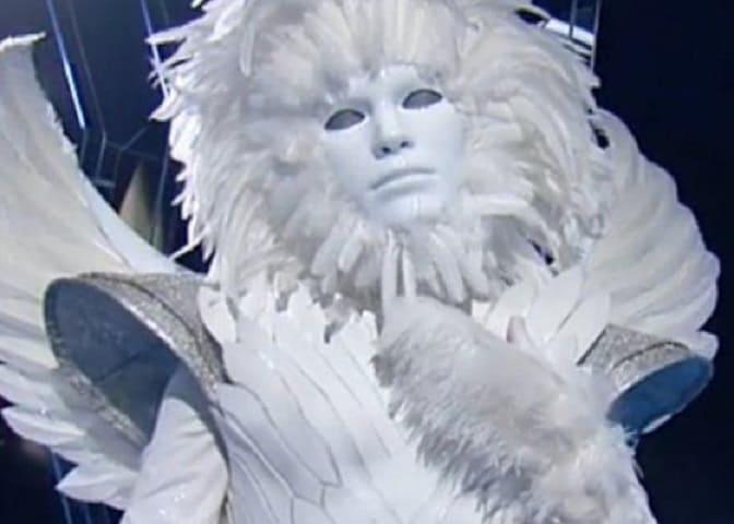 foto Il cantante mascherato Angelo