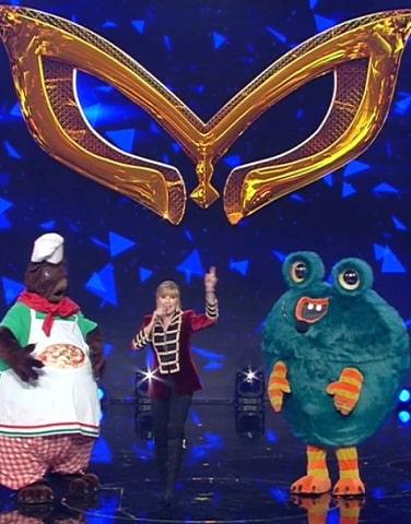 foto Mastino e Mostro, cantante mascherato