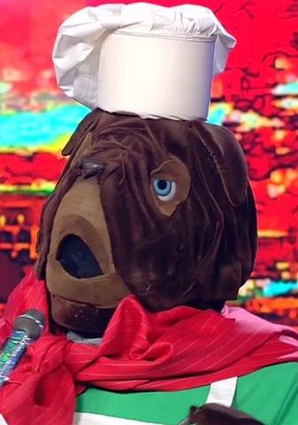 foto Mastino napoletano, Il cantante mascherato, terza puntata