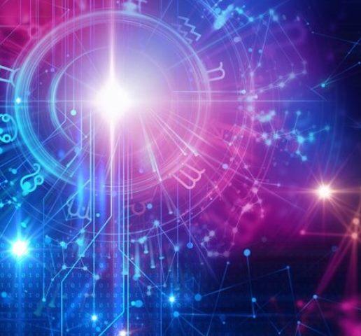 Foto Oroscopo zodiaco Paolo Fox blu viola