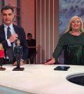 foto Tiberio Timperi e Monica Setta al 26%