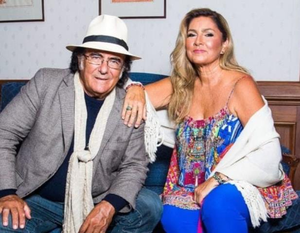 Foto Al Bano Romina Power dispiaciuto