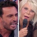 Anticipazioni Trono Over: Armando litiga con Maria De Filippi e va via