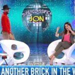 Detto Fatto, Bianca Guaccero commette una gaffe: Jonathan se ne va
