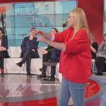 """Eleonora Daniele si arrabbia in diretta: """"Poi dicono che sono maleducata"""""""