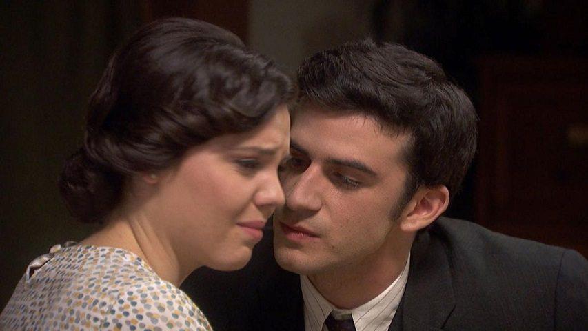 Foto Il Segreto Tomas e Marcela