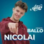 """Amici 19, Nicolai contro i ballerini professionisti: """"Con loro non lavoro!"""""""