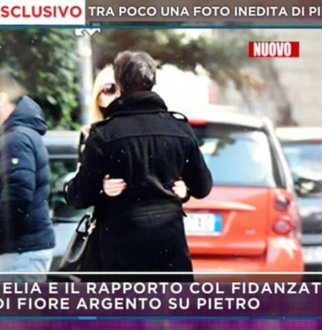 Antonella Elia, il fidanzato Pietro ha baciato Fiore Argento? FOTO