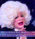foto platinette contro Barbara D'Urso morgan Bugo