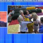 """Antonella Elia e Valeria Marini rissa, Barbara D'Urso: """"Che orrore!"""""""