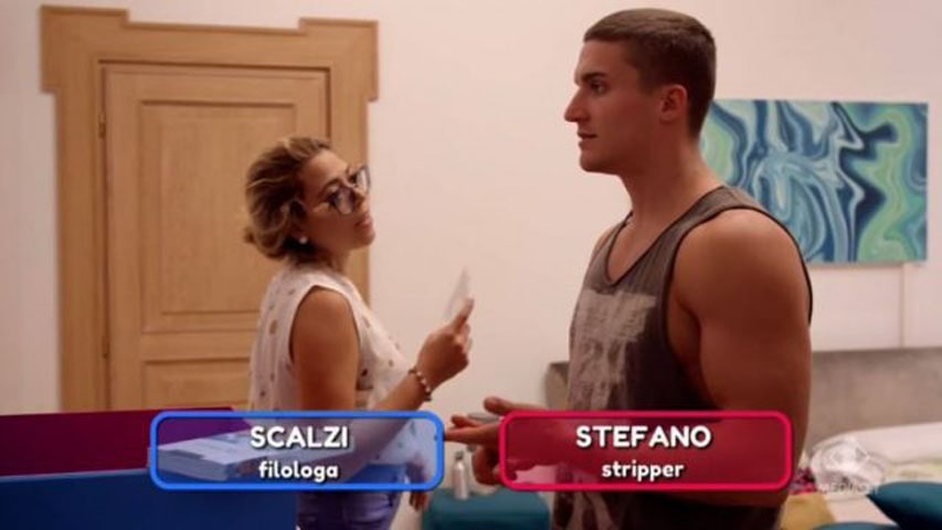 foto Scalzi e Stefano a La Pupa e il Secchione