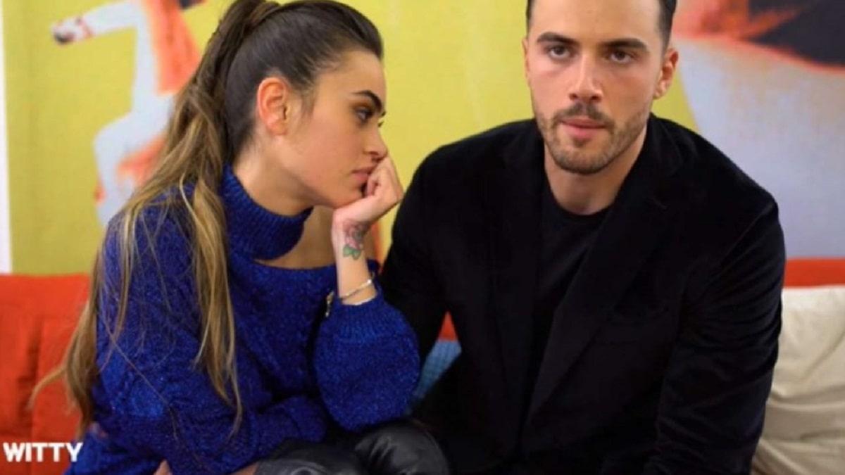 Foto Alessandro Zarino e Veronica Burchielli