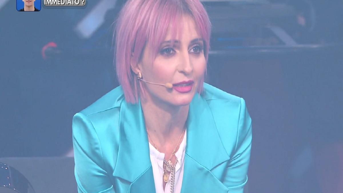 Foto Veronica Peparini Semifinale Amici 19