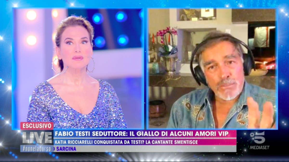 Paolo Bonolis fa una battuta velenosa su Barbara d'Urso a Live