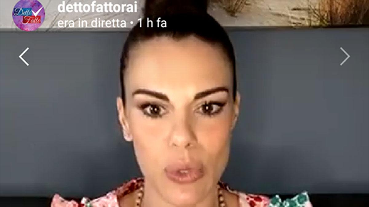 foto Bianca Guaccero Instagram