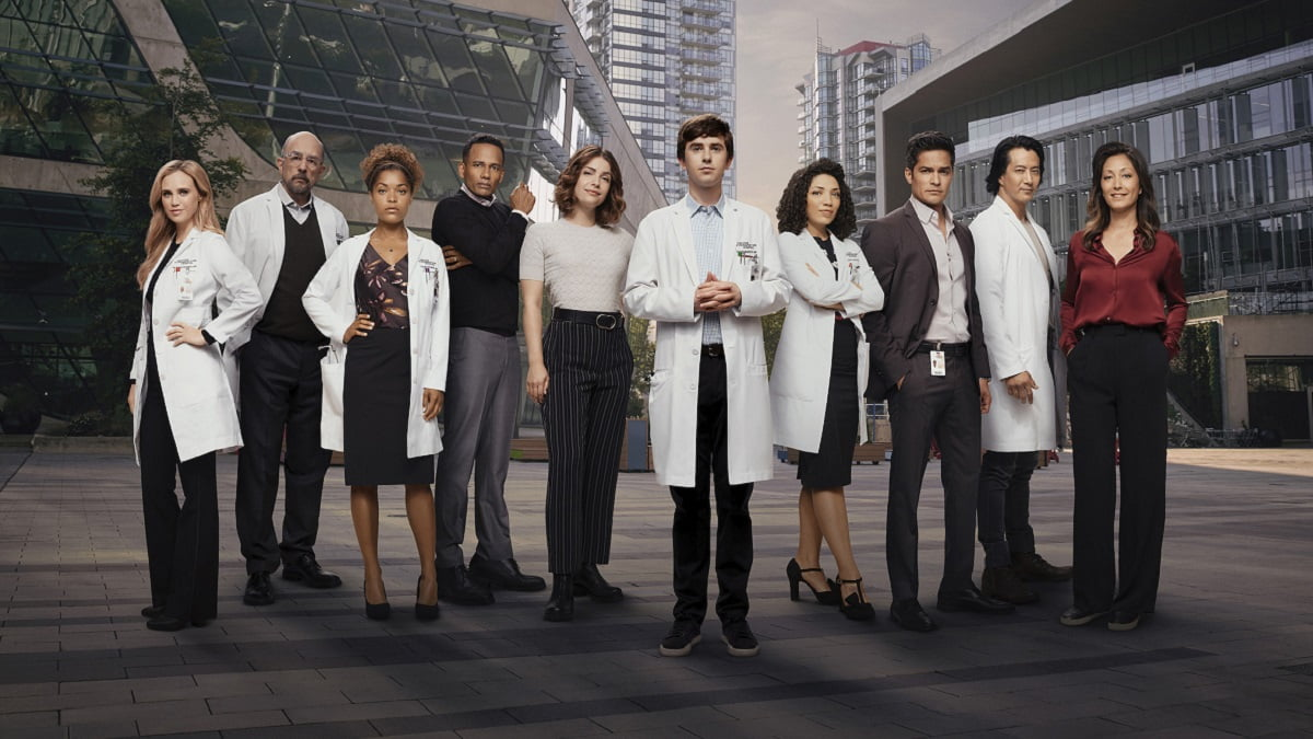 Foto cast The Good Doctor